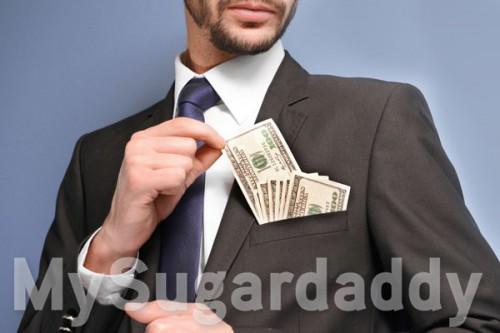 Finanzierung per Sugardaddy