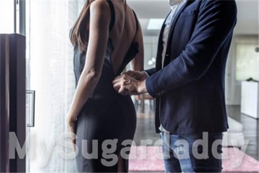 Sugardaddy trifft Sugarbabe
