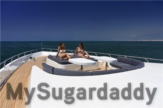 Chillen und Entspannen mit Sugardaddy
