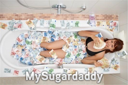 Sugardaddy bedeutet Großzügigkeit!