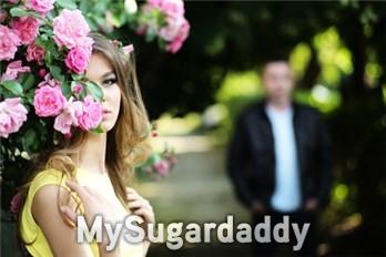 Fernbeziehung mit einem Sugardaddy