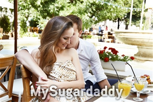 Wochenendbeziehung mit einem Sugardaddy