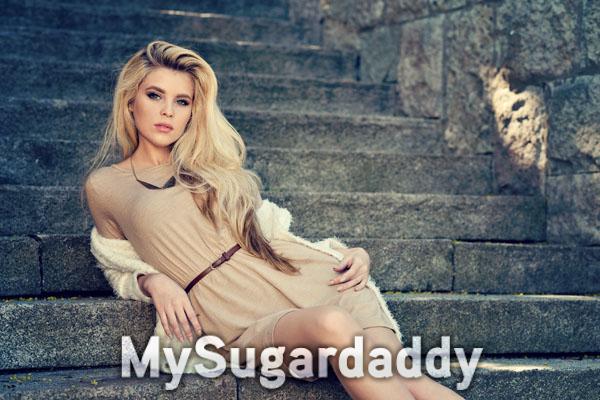 Jet-set Leben mit dem Sugardaddy
