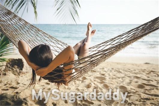 Badeurlaub mit dem Sugardaddy