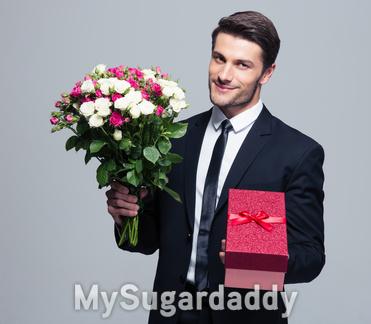 Schenke ihr Blumen, Sugardaddy!
