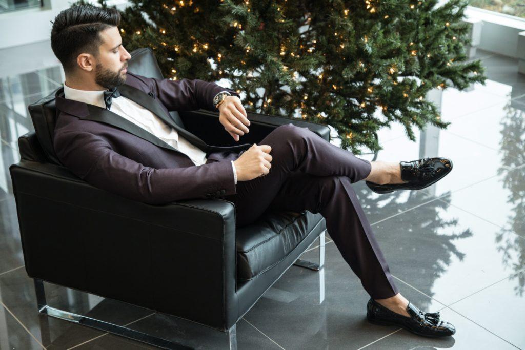Der typische Gentleman