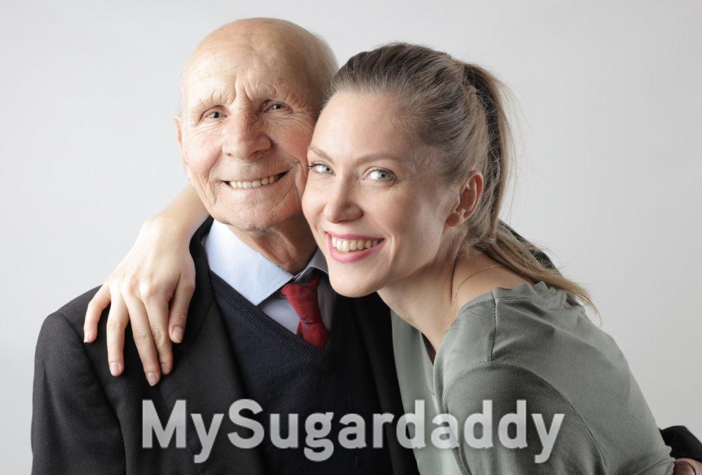 Sugardaddy Lachen