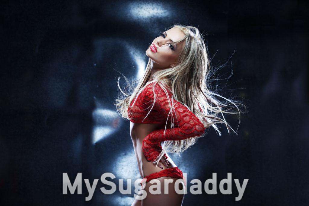 Ein attraktives Sugarbaby finden