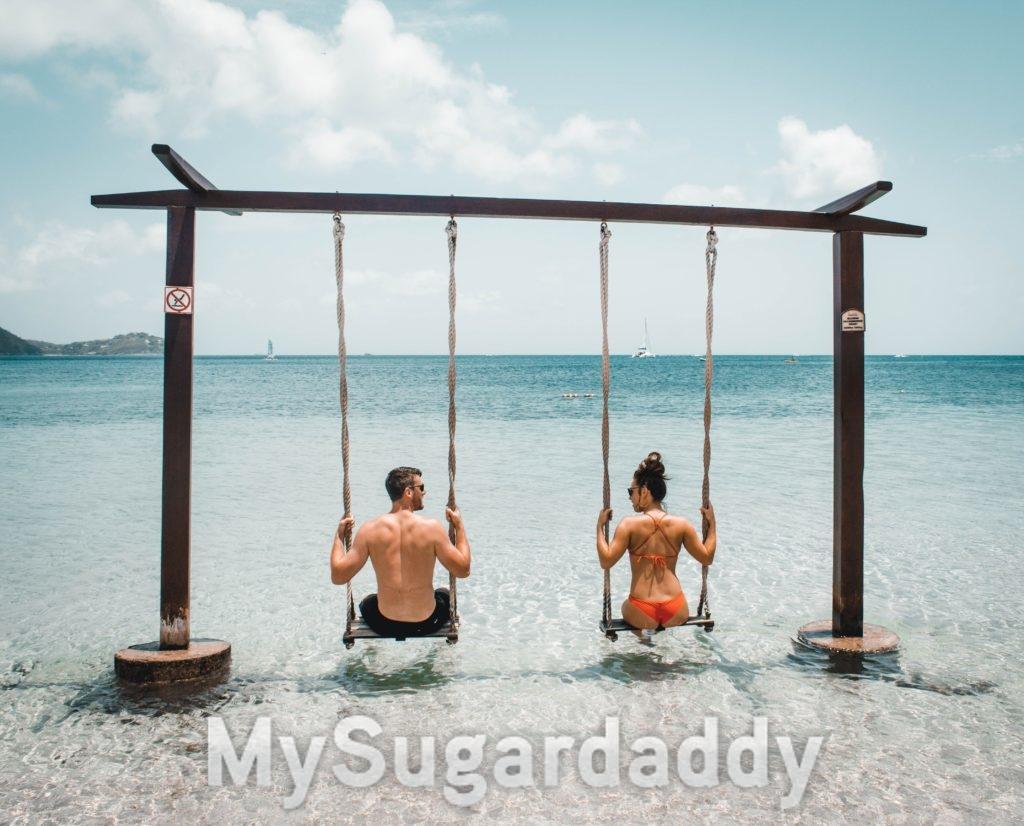 Was sucht ein Sugardaddy? - Reisen